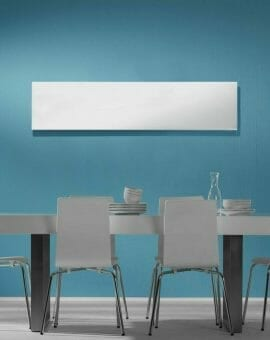 Herschel Inspire White, Frameless Infrared panel heater