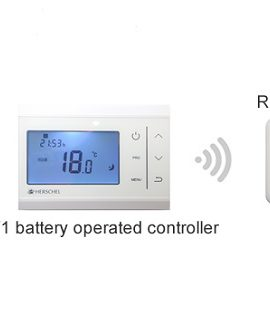 iQ Heating controls