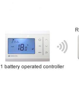 iQ Heating controls