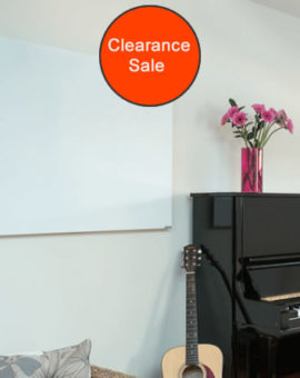 Select XL White 900W clearance item