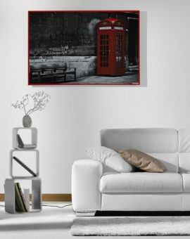 Infrared Picture Panels