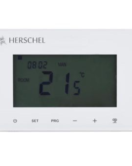 Herschel XLS T-MT mains powered wifi thermostat