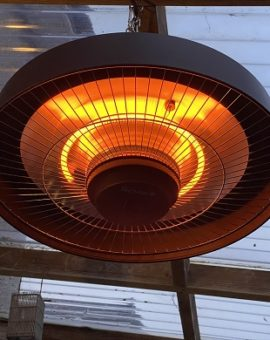 Herschel Hawaii 2kW suspended patio heater