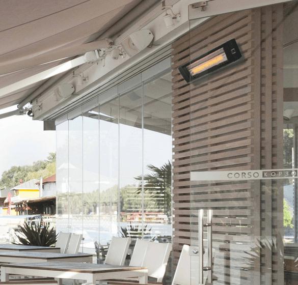 Herschel Colorado outdoor heater
