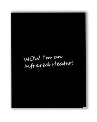 Herschel Inspire Blackboard Infrared Heater
